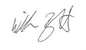 Will Blunt Signature