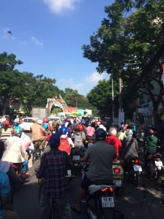 Vietnam Motorcycle Photo