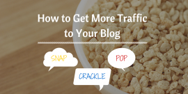 How to get more traffic to your blog - header image