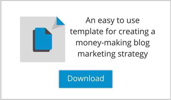 Blog Strategy Canvas Lead Magnet Image