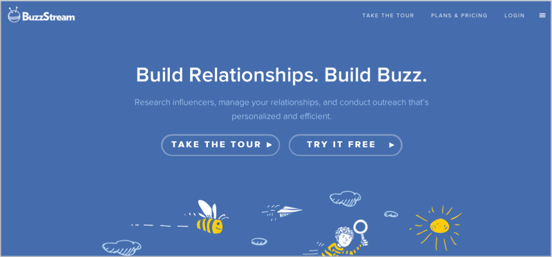 BuzzStream for blog outsourcing management