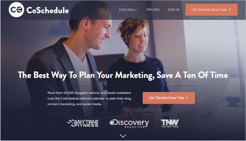 CoSchedule for blog outsourcing management