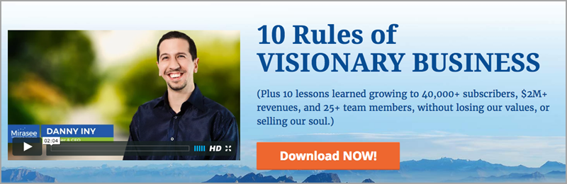 Manifesto 10 Commandments for lead magnet ideas