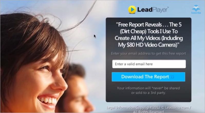 LeadPages lead magnet idea